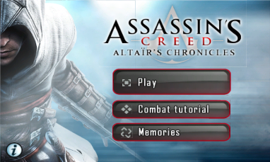 Screenshot of Assassin's Creed: Altair's Chronicles