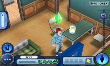 Screenshot of The Sims 3