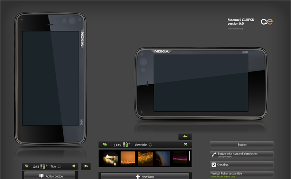 Gui design for audio apps and plugins by voger design.