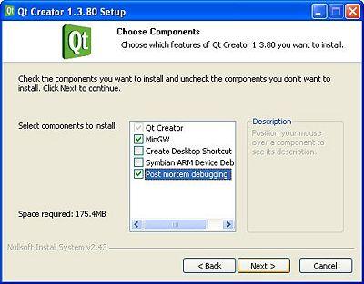 install qt creator windows